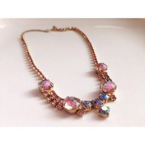💕Vintage Gem Necklace 💕